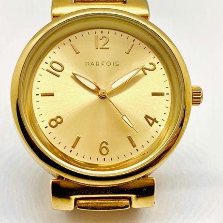 PARFOIS Time Piece Zegarek damski ZŁOTY kolor!
