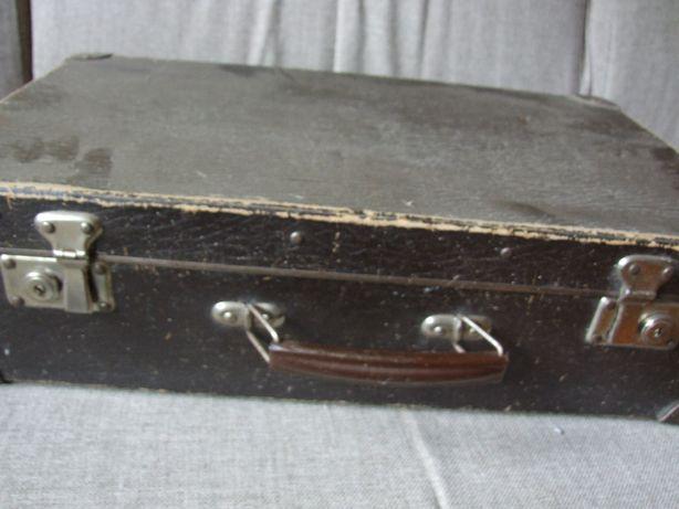Walizka, stara walizka - PRL