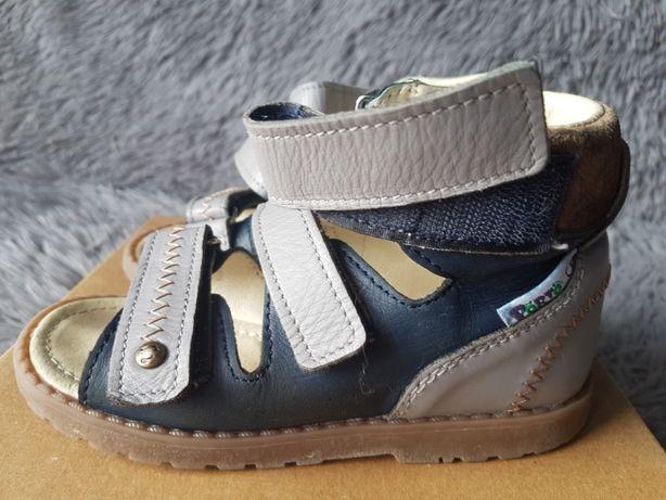 Sandały Profilaktyczne Mrugała Porto Rozmiar 26