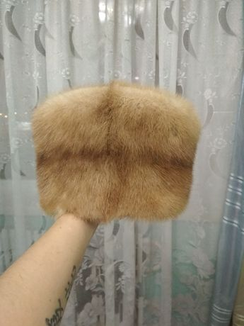 "Продам норковая шапку ""боярочка"""