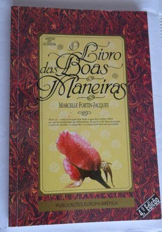 O livro das boas maneiras