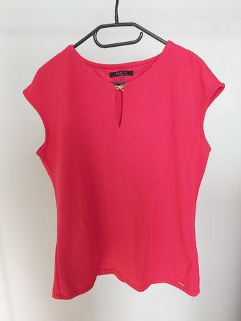Czerwona bluzka mohito xl