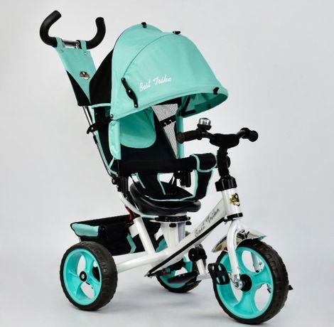 Гарантия! Детский трёхколёсный велосипед дитячий ровер Оригинал!