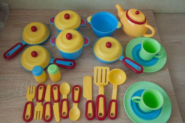 Ролевые наборы-посуда, кухня