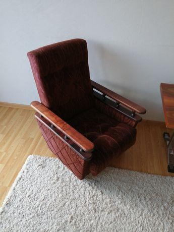 Komplet foteli PRL Retro