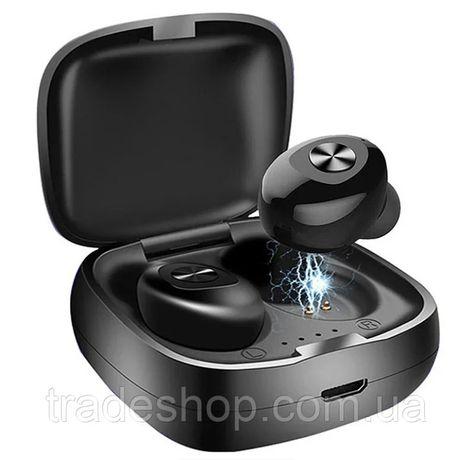 Бездротові Bluetooth 5.0 навушники вкладиші, спортивні водонепроникні