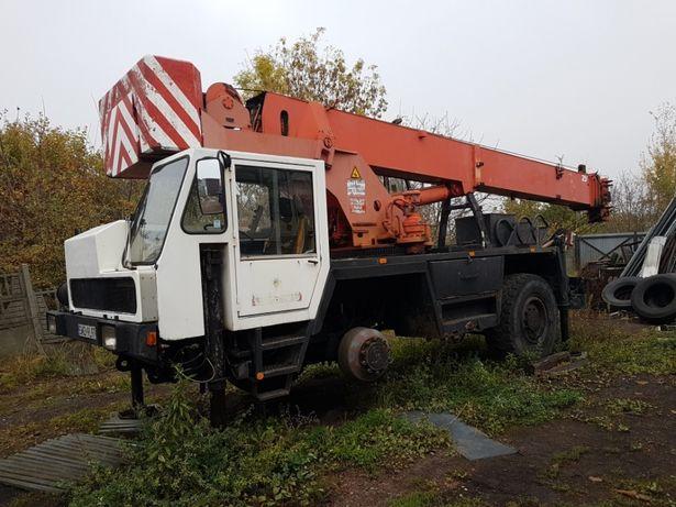 Most kpl kessler 33265 dźwig ATT PPM/Terex 280att
