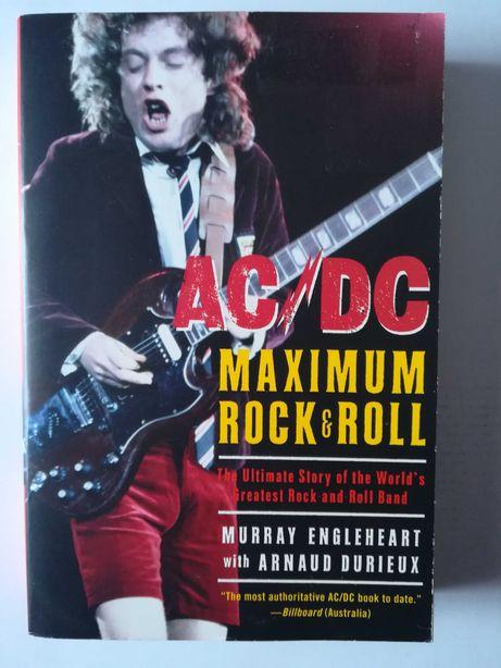 Książka AC/DC Maximum Rock & roll