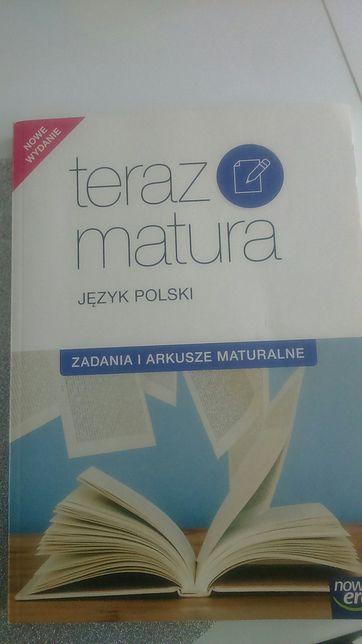 Teraz matura polski Nowa Era