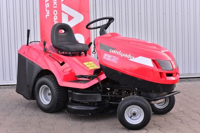 Traktorek kosiarka Castelgarden (110103) - Baras