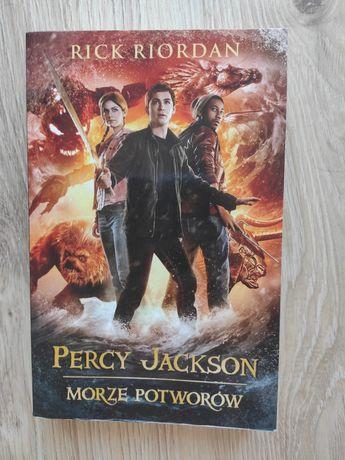 Percy Jackson morze potworów część 2