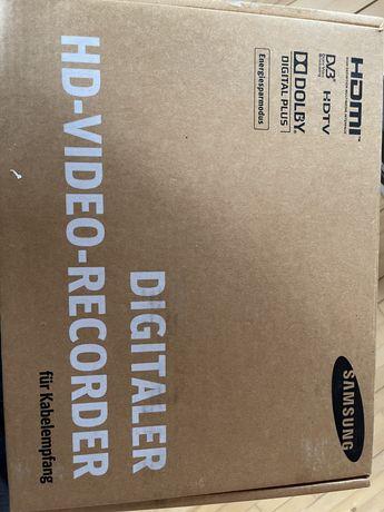 Спутниковый или DVB-T ресивер с записью Samsung Digitaler HD-Video-Rec