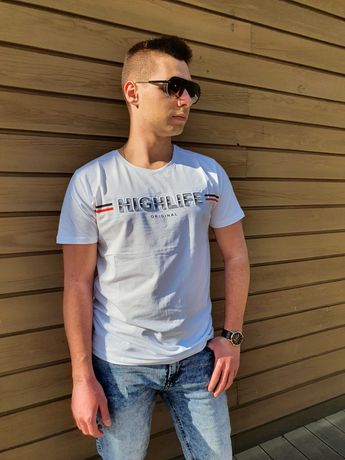 Highlife Denim Koszulka