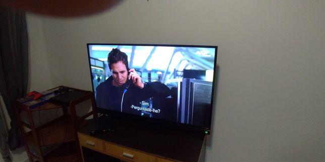 "Smart TV 4K ultra HD  Toshiba 49"""