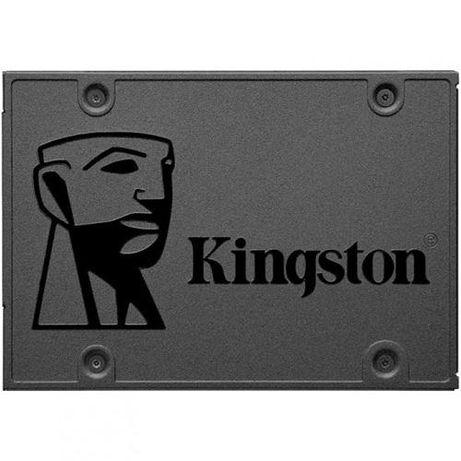 "Disco interno SSD de 240GB, SATA 3, 2.5"", 7mm - Kingston A400 (NOVO)"