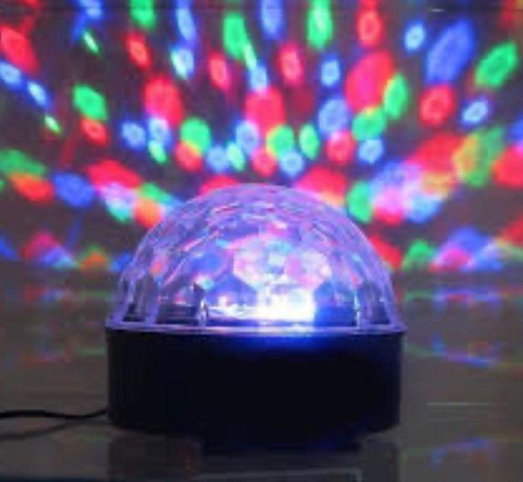 Светодиодный диско-шар Magic Ball Bluetooth Киев - изображение 1