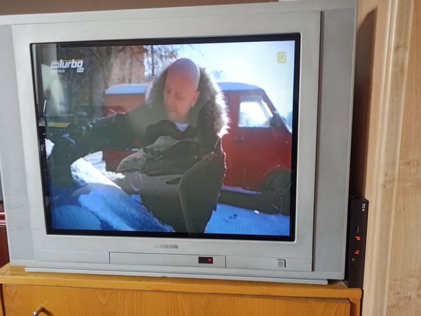 Telewizor Thomson płaski ekran