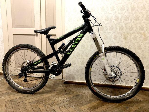 Горный Велосипед даунхил Canyon Torque FRX 9.0