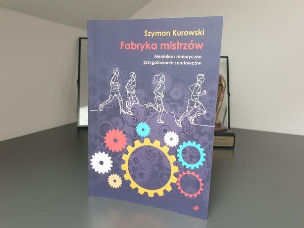 Książka - Fabryka mistrzów