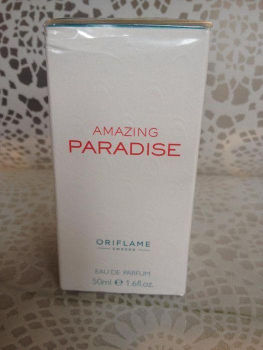 Woda perfumowana Amazing Paradise - 50 ml Strzyżów - image 1