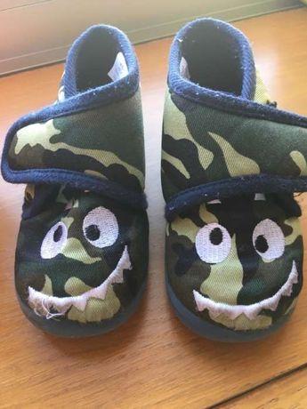 Sapato agasalho