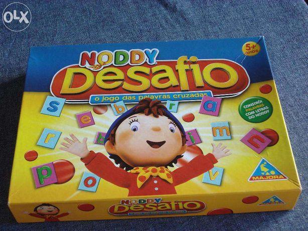 Noddy Desafio - O jogo das palavras cruzadas