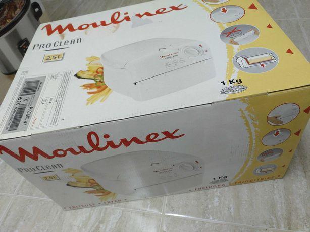 Fritadeira Moulinex Proclean (NOVA)