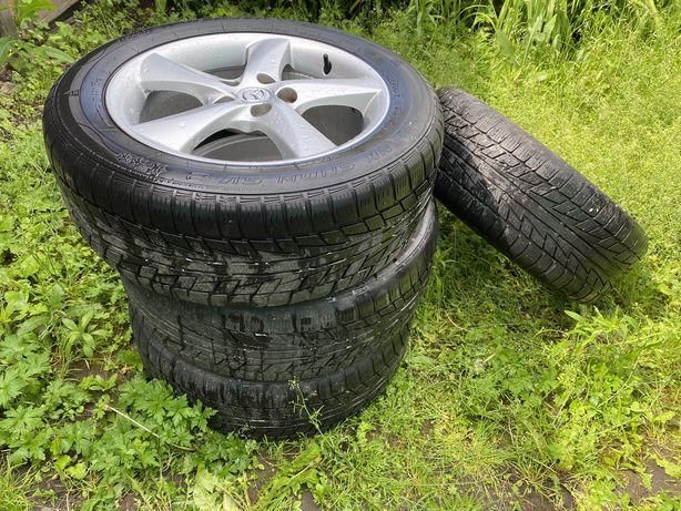 Комплект зимней резины Mazda R17
