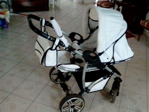 super wózek dziecięcy 3w1