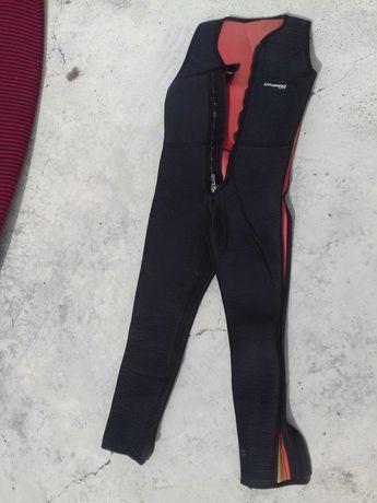 Fato de surf Camaro, Austria, mangas curtas