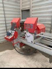 Komplet maszyn do produkcji okien pcv