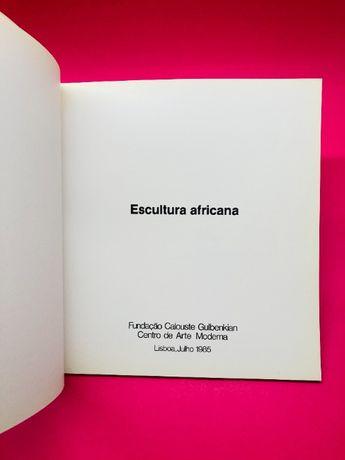 Escultura Africana - Autores Vários