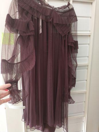 Z metką sukieneczka rozmiar 42-40