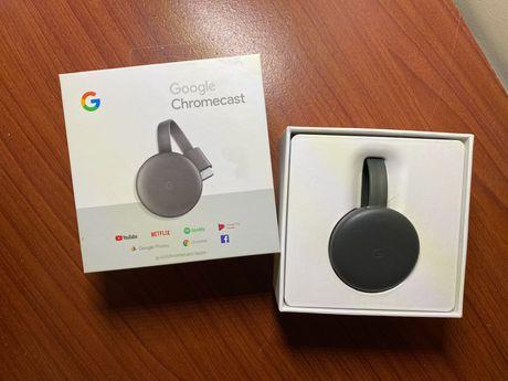 Dongle GOOGLE Chromecast 3