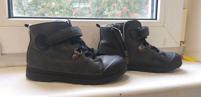 Детские ботинки осень весна