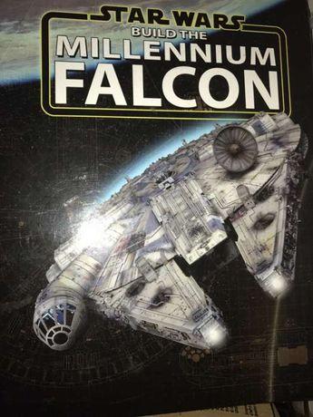 De agostini Millennium Falcon 1-36