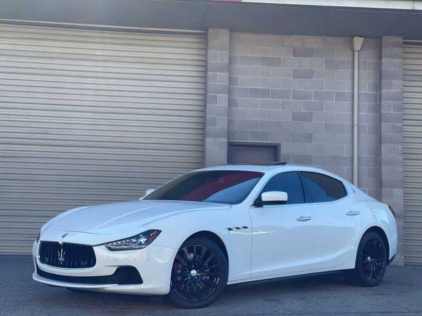 Maserati Ghibli SQ4 2015