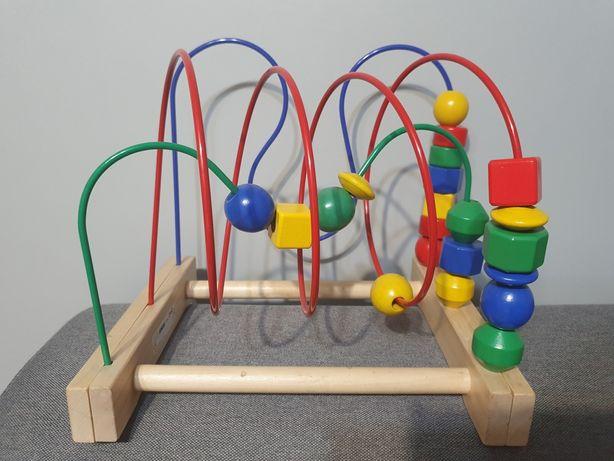 Ikea mula zabawka edukacyjna