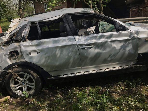 Продам BMW х3 після ДТП