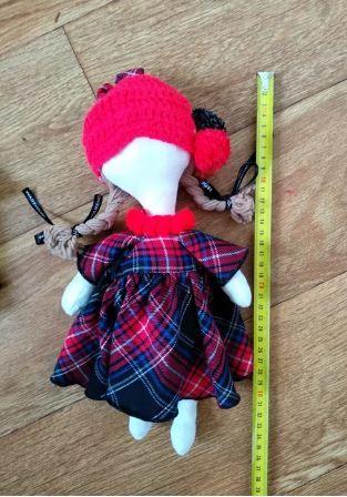 Лялька ручної роботи