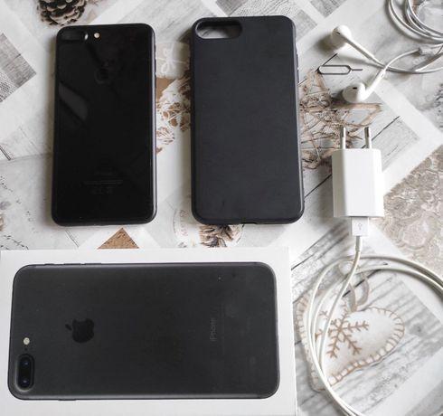 Продам Apple iPhone 7 plus matte black 32 gb