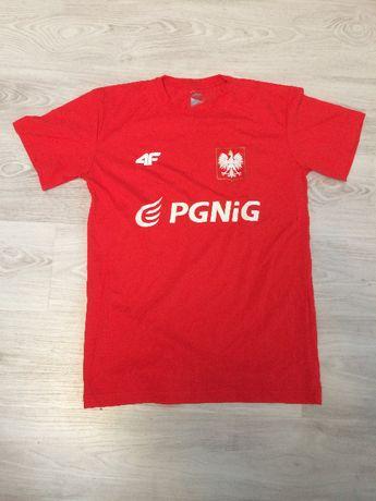 Koszulka treningowa 4F Reprezentacji Polski w piłce ręcznej Handbal