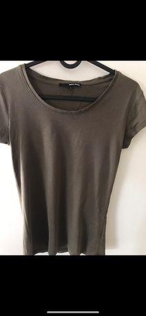 T-shirt Tally Weijl S 36 khaki