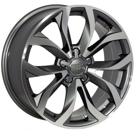 Новые диски на Audi ТТ, Audi A1, А3, А4, А5, А6, 17 радиуса.