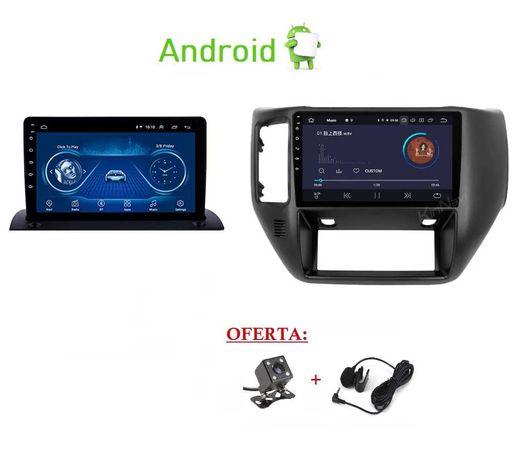(NOVO) Rádio 2DIN • NISSAN Patrol (1992 até 2010) • Android GPS Y61 GR
