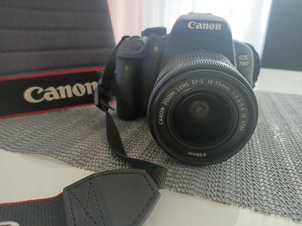 Lustrzanka Canon eos 700d