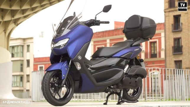 Yamaha NMAX scooter