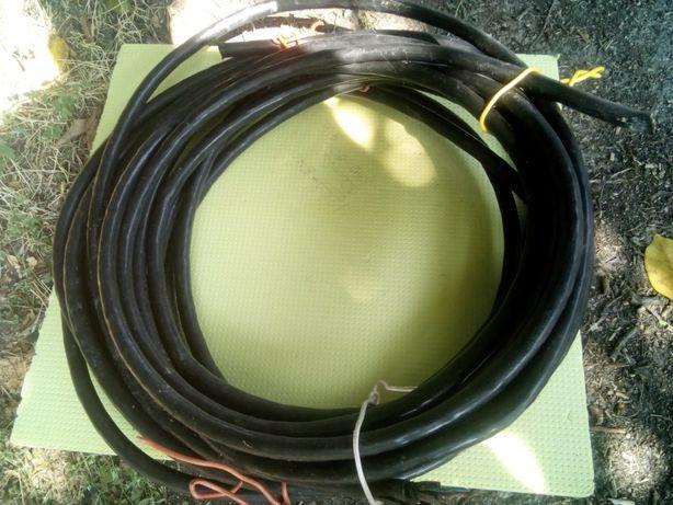 кабель ВБбШв 4*2.5(бронированный).