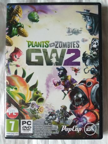 Plant vs zombies garden warfare 2 [PC] NOWE