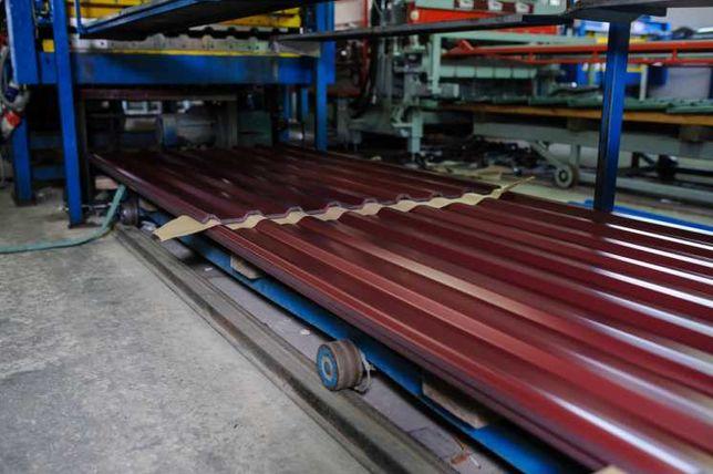завод м.Суми по виробництву профнастилу та металочерепиці